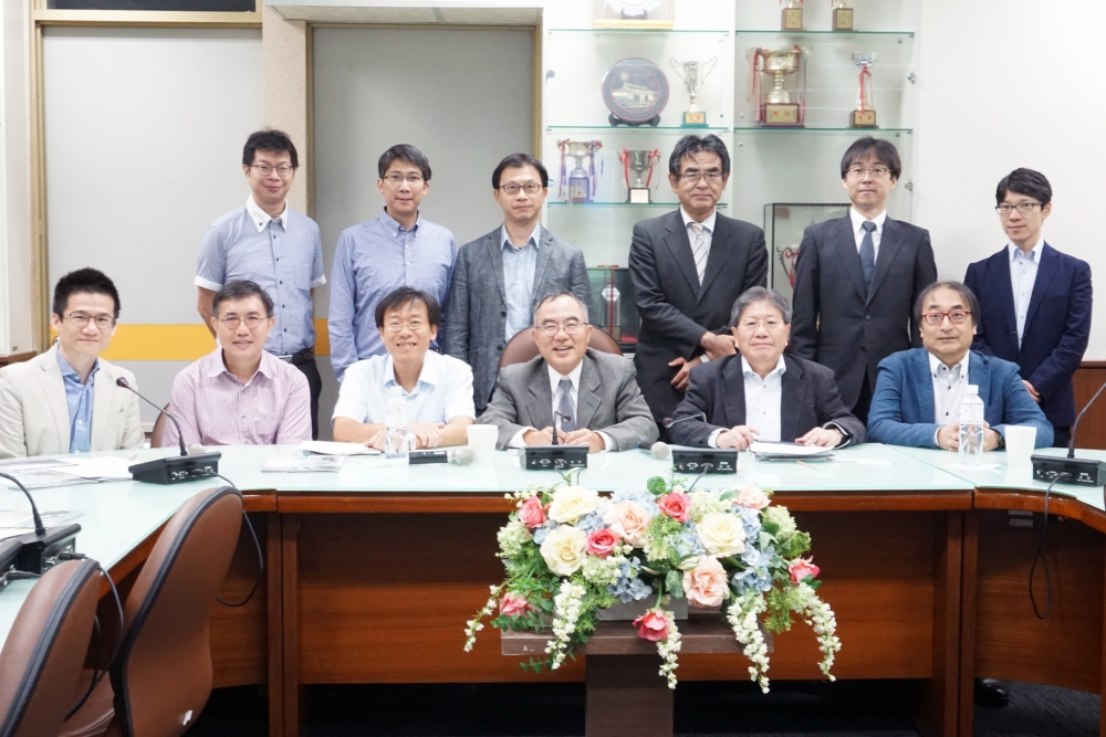 20190921_National Taiwan University-Waseda University Joint Meeting