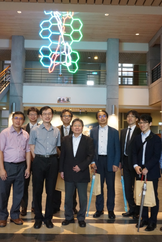National Taiwan University-Waseda University Joint Meeting