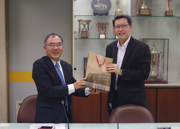 Agreement for Cooperation on Double/Dual Degree Master's Program with Chulalongkorn University, Thailand