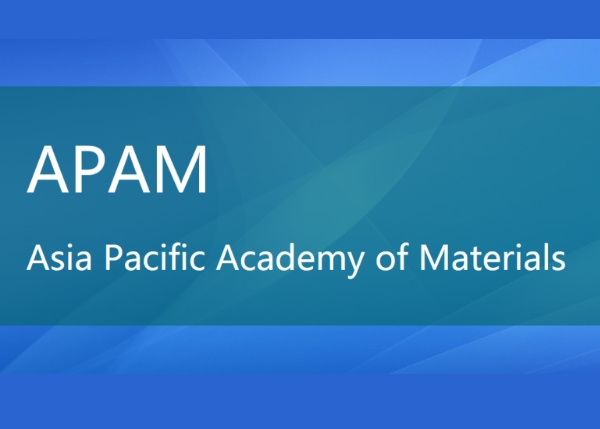 Prof. Chun-Hway Hsueh, Prof. Chung-Hsin Lu and Dean Chen Elected as 2019 APAM Academicians